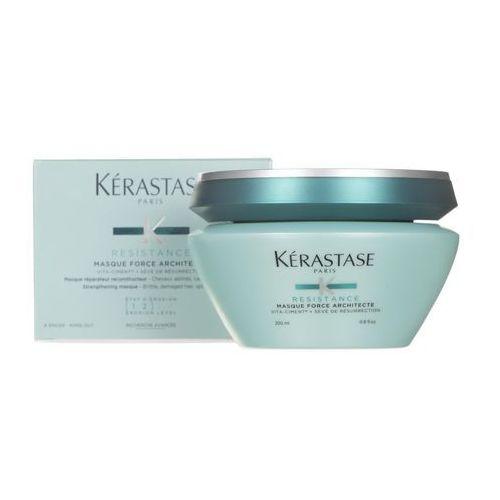 OKAZJA - Kerastase resistance masque force architecte maska odbudowujaca włosy bardzo suche i zniszczone 200ml