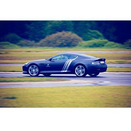 Jazda Aston Martin DB9 (05'-07') - Wiele Lokalizacji - Toruń \ 3 okrążenia