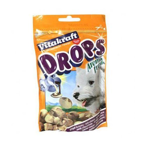 Vitakraft dropsy mleczno-czekoladowe dla psa 75g (4008239233059)