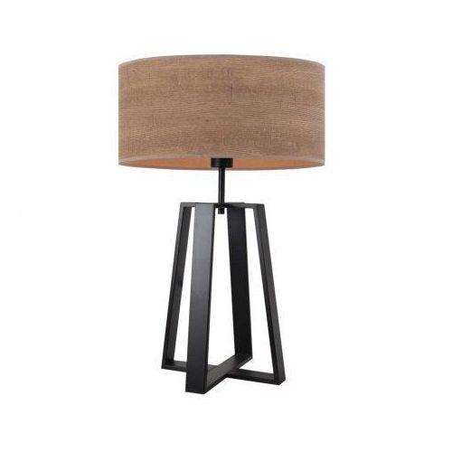 Czarna lampa stołowa THOR ECO, 14519/35