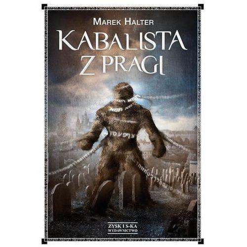 Kabalista z Pragi - CenoWakacje do -70%, oprawa miękka