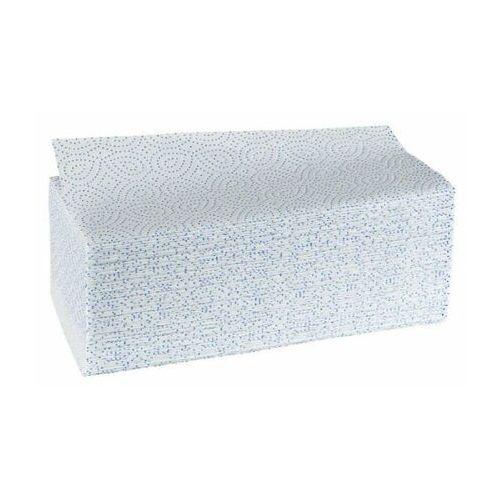 Merida Pojedyncze ręczniki papierowed premium, białe, dwuwarstwowe, 3200 szt.