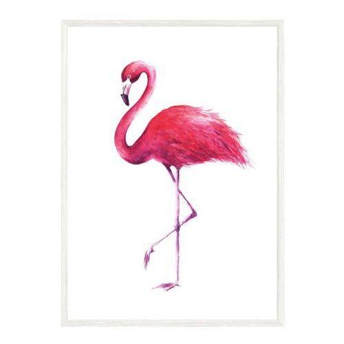 Obraz Flaming różowy 50 x 70 cm (5901554531437)