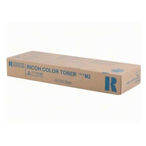 Toner typ m2 / ricoh 885324 cyan do kopiarek (oryginalny) marki Ricoh