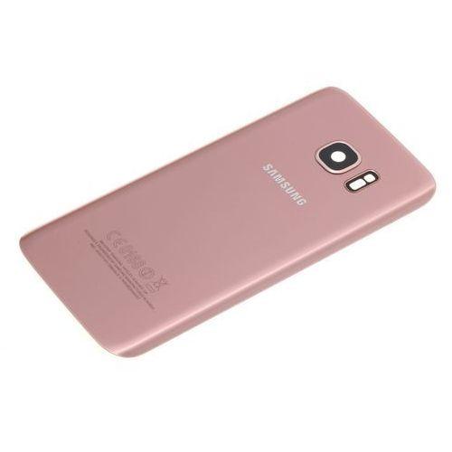 Klapka baterii galaxy s7 oryginalna grade b różowa marki Samsung