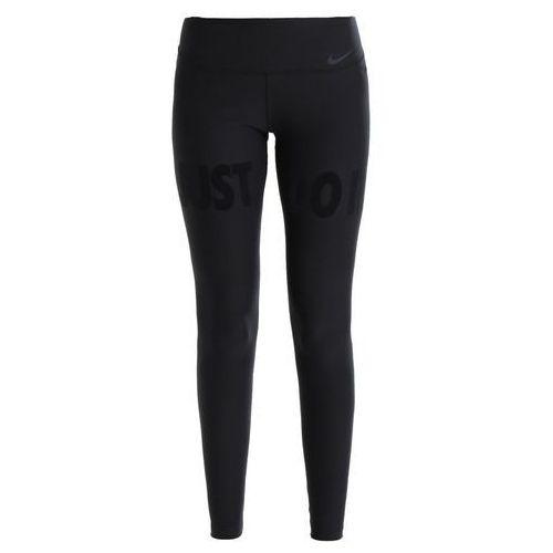 Nike Performance FLOCK Legginsy black/cool grey (0884500218635)