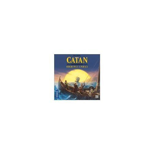 Galakta Catan: odkrywcy i piraci - poznań, hiperszybka wysyłka od 5,99zł!