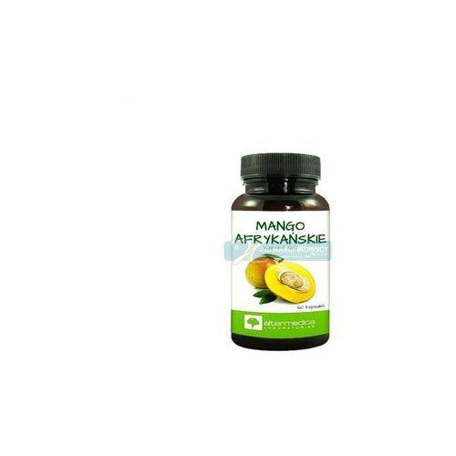 Mango afrykańskie ekstrakt 400mg 60 kaps. (kapsułki)