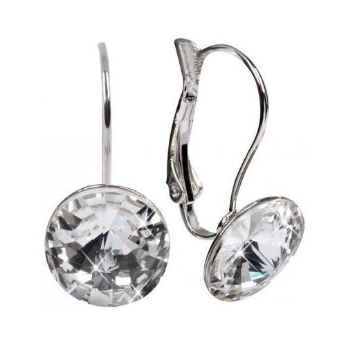 Troli Kolczyki Rivoli 12 mm Crystal (2376871582579)