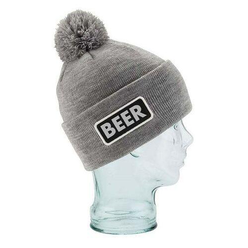 czapka zimowa COAL - The Vice Heather Grey (Beer) (03) rozmiar: OS