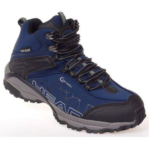 Head Damskie buty trekkingowe softshell  hv2092702 granat 38