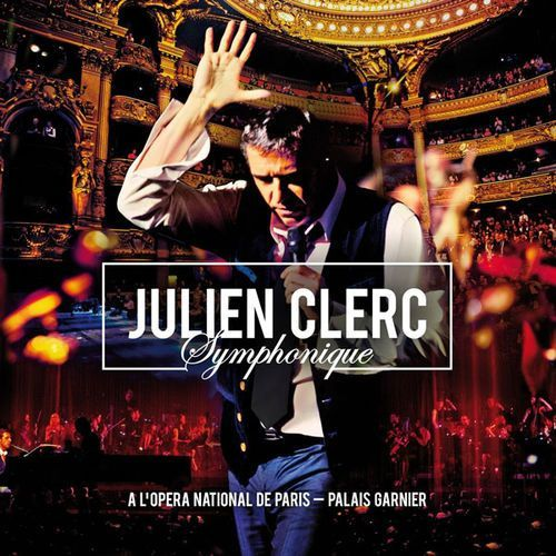 JULIEN CLERC - JULIEN CLERC LIVE 2012 - Album 2 płytowy (CD), 6821222