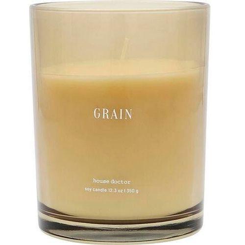 Świeca zapachowa grain marki House doctor