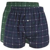 Lacoste Boxer shorts 2 Piece Niebieski Zielony S, w 4 rozmiarach