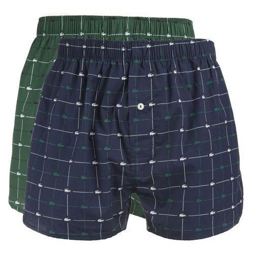 boxer shorts 2 piece niebieski zielony s marki Lacoste