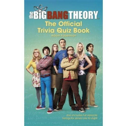 The Big Bang Theory Trivia Quiz Book, Warner Bros.