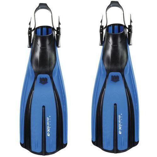 Płetwy MARES Plana Avanti X3 (rozmiar XL) Niebieski + DARMOWY TRANSPORT!