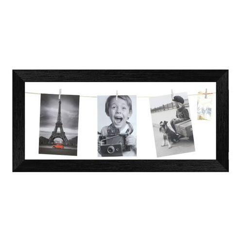 Obi Galeria na zdjęcia 20 x 50 cm sznurkowa czarna (5901554527669)