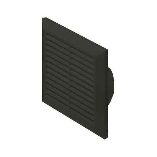 Kratka osłona wentylacyjna 11x14 tuws.czarna t48cz marki Awenta