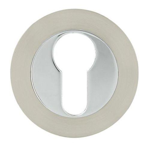 Ambition Szyld drzwiowy r-500 na wkładkę nikiel/chrom (5906711292251)