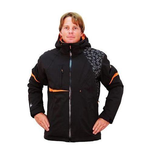 freemountain jacket czarny s pomarańczowa 2014-2015 marki Blizzard