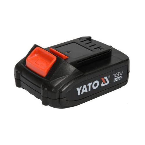 Akumulator li-on 18 v 3 ah / yt-82843 / - zyskaj rabat 30 zł marki Yato