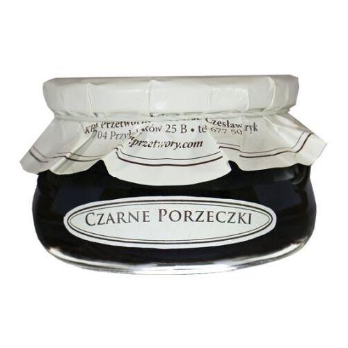 KROKUS 320g Konfitura z czarnej porzeczki tradycyjna receptura (5906732623065)