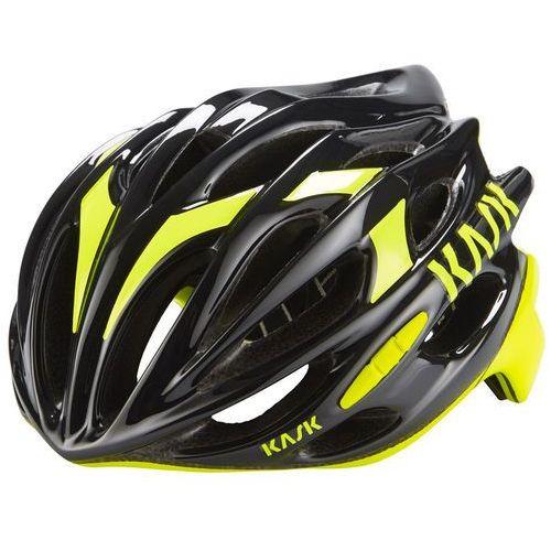Kask Mojito16 Kask rowerowy żółty/czarny L | 59-62cm 2018 Kaski szosowe (8057099045070)
