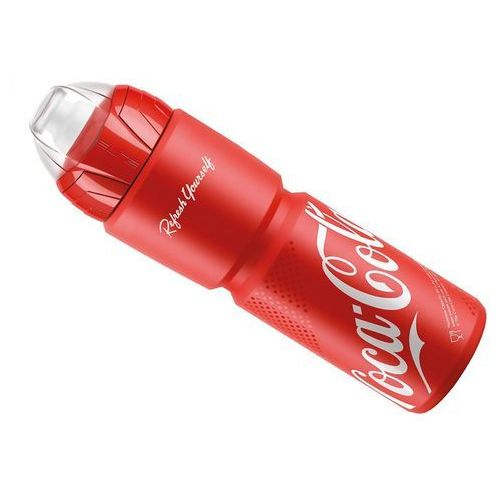 Bidon ombra coca-cola czerwony / pojemność: 950 ml marki Elite