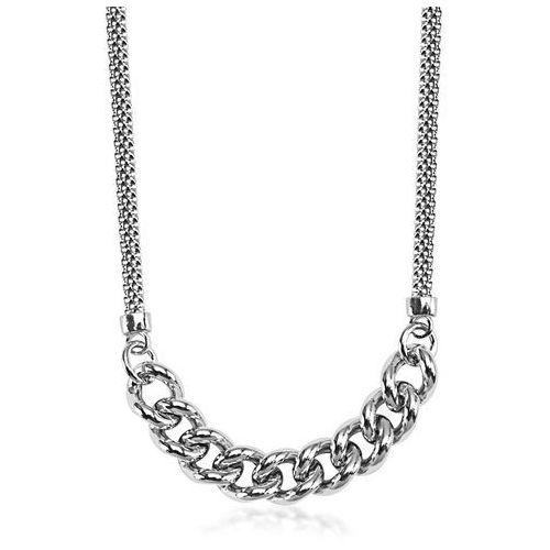 Gloss - srebrny naszyjnik