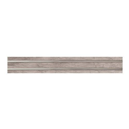 Listwa Terra Ceramika Color 10,5 x 75 cm szary (3663602239024)