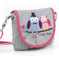 Torebka na ramię happy owls marki Shellbag