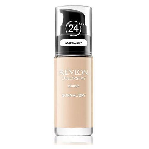 revlon colorstay podkład | cera normalna i sucha, 180 sand beige, 30 ml marki Revlon make up