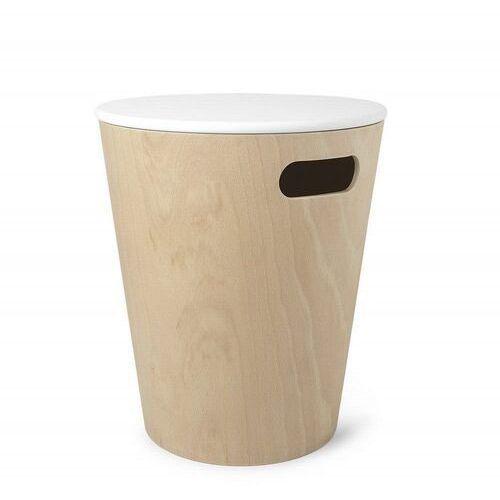 - kosz do przechowywania - naturalny - jasne drewno marki Umbra