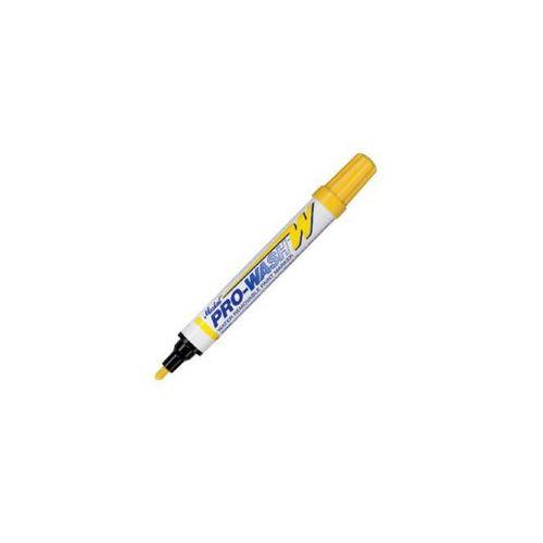 Markal Pro-Wash W marker zmywalny woda żółty
