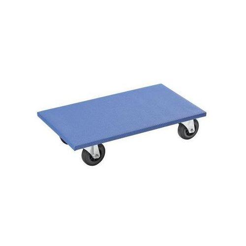 Wózek podmeblowy, dł. x szer. x wys. 600x350x145 mm, opak. 2 szt., nośność 300 k