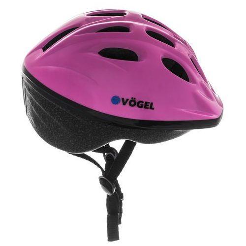 Kask rowerowy dziecięcy VOGEL VKA-920G/XS (rozmiar XS) + Zamów z DOSTAWĄ W PONIEDZIAŁEK!
