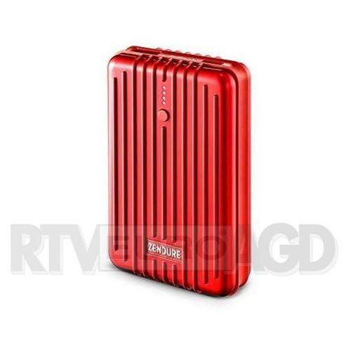 Zendure A3 Portable Charger 10 000 mAh (czerwony) (0853805005578)