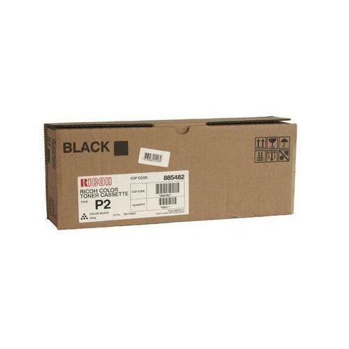 Oryginalny toner type p2 [885482] black marki Ricoh
