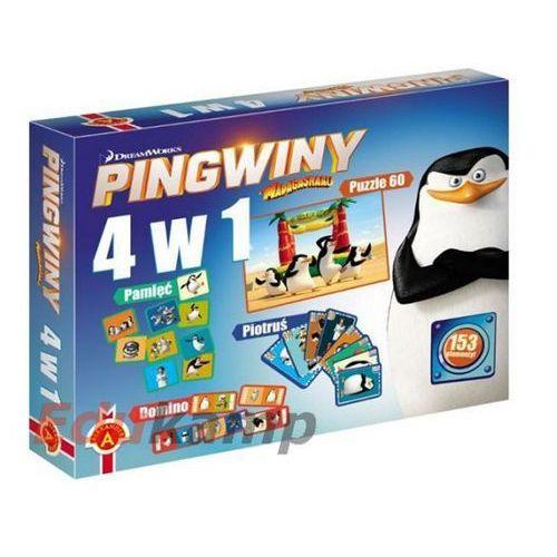ALEXANDER 4w1 Pingwiny z Madagarskaru
