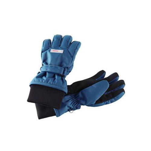 Reima Rękawice zimowe narciarskie 5palczaste reimatec tartu niebieski denim - 6790 (6416134959673)