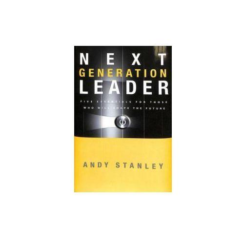 Next Generation Leader, książka z kategorii Literatura obcojęzyczna