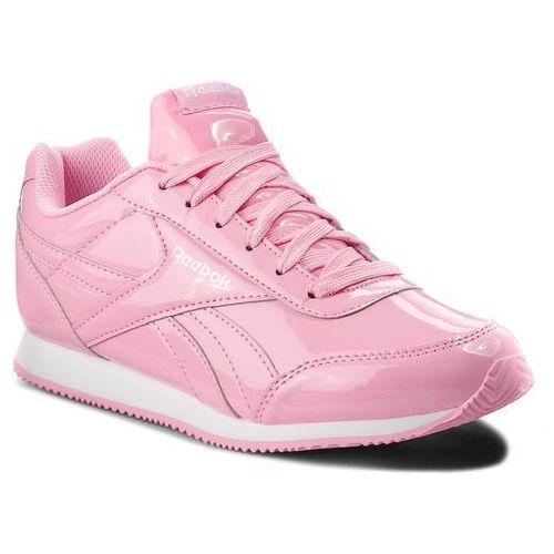 Buty Reebok - Royal Cljog 2 CN4958 Ptnt/Light Pink/White