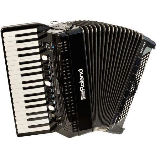 fr 4 x black akordeon cyfrowy marki Roland