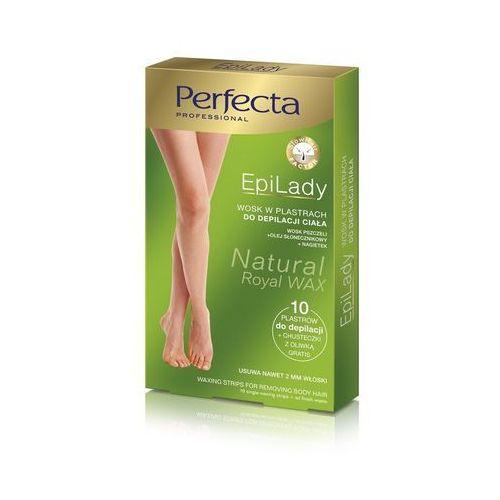 Dax cosmetics Dax perfecta epilady wosk d/depil.ciała - - 10 szt.