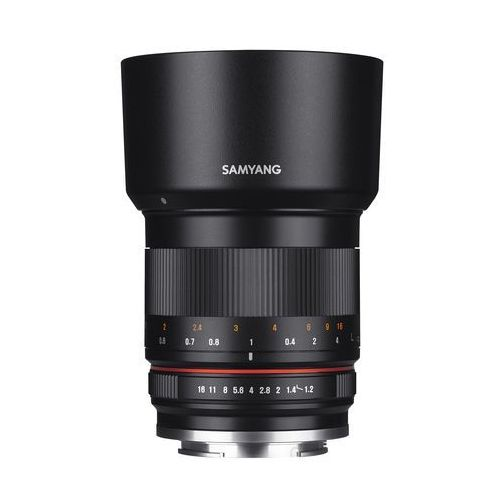 Samyang 50mm f/1.2 as umc cs fujifilm x