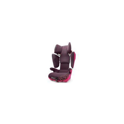 Fotelik samochodowy transformer t 15-36 kg  + gratis (rose pink) marki Concord