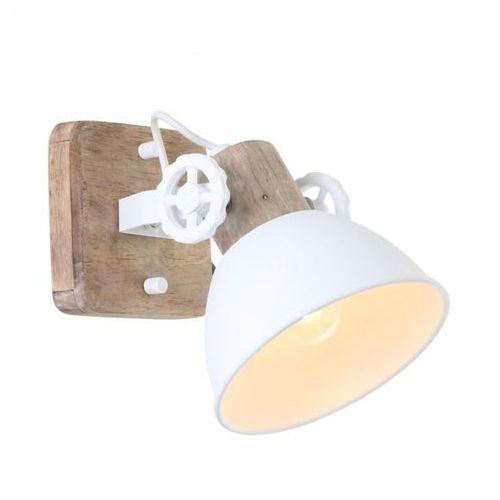 Steinhauer GEARWOOD reflektor Biały, 1-punktowy - - Obszar wewnętrzny - GEARWOOD - Czas dostawy: od 3-6 dni roboczych (8712746122725)