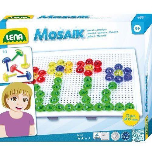 Lena Zestaw kreatywny mozaika kwiatki (4006942802807)