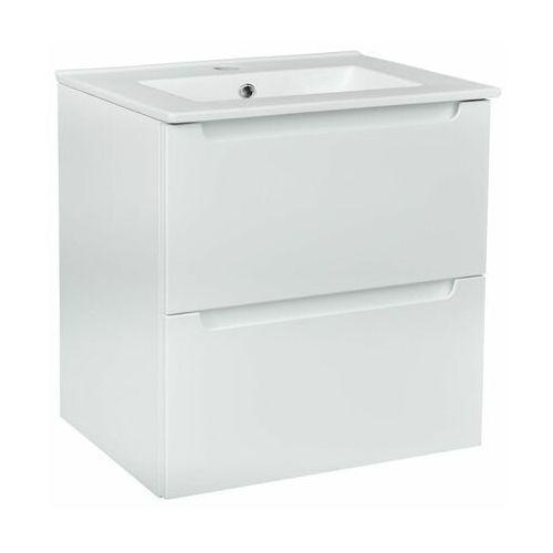 Zestaw szafka z umywalką stilla 60 marki Deftrans